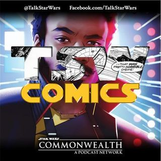 TSW Comics Issue #11 - Double Or Nothing