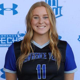 Sarah Hige of Lawrence Tech Softball | Ep 106