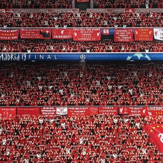 You'll never walk alone | Liverpool
