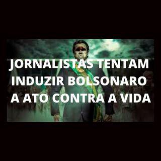 Defendendo Bolsonaro, ministro processará Jornalistas