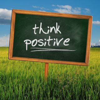 Think Positive Ep:28  What Are You Thinking About That's Holding Your Back
