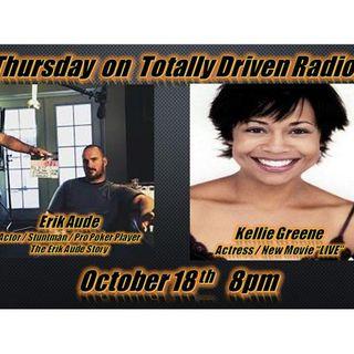 Totally Driven Radio #299 w/ Erik Aude & Kellie Greene