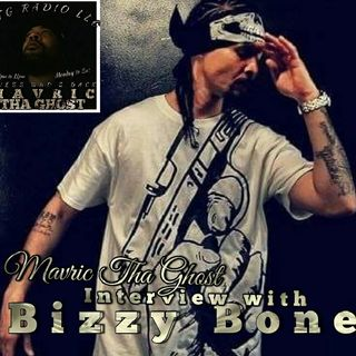 The City With Host Mavric Tha Ghost With Special Guest Bizzy Bone