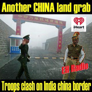 Morning moment India and China troops clash along Himalayan border Sep 8 2017