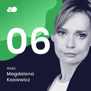 Odc. #6 Miara sukcesu w projektach chmurowych. | Gość: Magdalena Kasiewicz