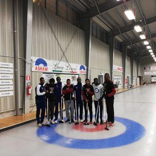 Tutto Qui - venerdì 1° febbraio - Sport, Davide Flora e il Curling per i rifugiati