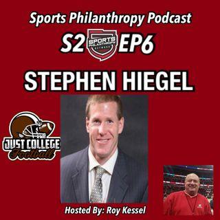 S2:EP6 Steve Hiegel, JustCollegeFootball.com