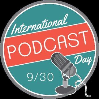 10 @intlpodcastday Creating International Relationships (Creando relaciones Internacionales)