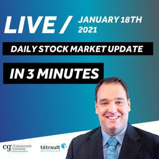 Daily Stock Market Update - Cryptocurrency On The Move