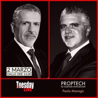 👉 IL PROPTECH NELLE AGENZIE IMMOBILIARI con Paolo Managò 👈