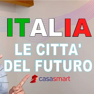 Le città del Futuro in Italia programma innovativo nazionale per la qualità dell'abitare