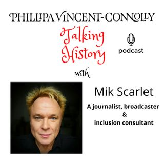 Episode 1 - Mik Scarlet talks all things disability history, inclusion, ableism...and music.