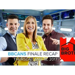 Big Brother Canada 5 | Thursday May 18 FINALE Recap