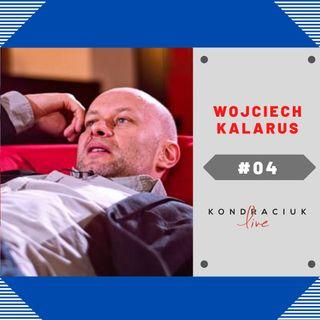Który teatr jest najlepszy w Warszawie? Aktor Wojtek Kalarus w Kondraciuk LIVE! #04