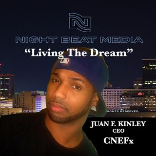 "Juan F. Kinley ""Breaks down Cause-N-Effects, The New Hustle Economy"""