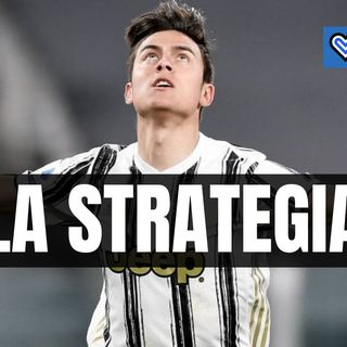 Calciomercato Inter, Conte e Marotta prenotano Dybala a costo zero