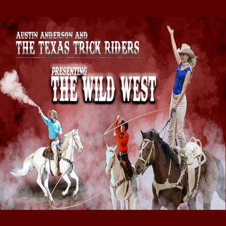 Countyfairgrounds presents Texas Trick Riders