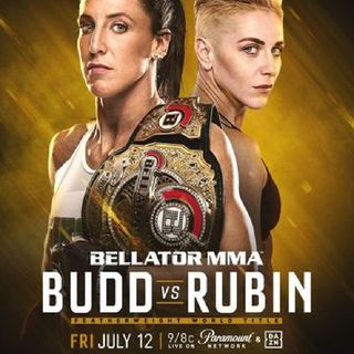Preview Of Bellator 224 Headlined By Julia Budd-Olga Rubin For The Featherweight Title Live On Sky Sport's And DaznUSA!!