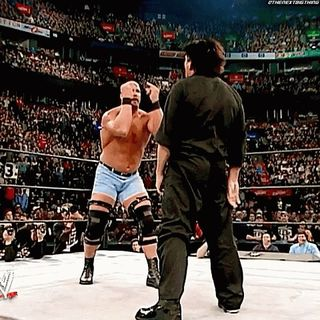 Wrestling Nostalgia: Stone Cold vs Eric Bischoff - No Way Out 2003