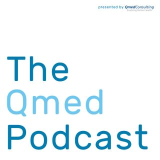 The Qmed Podcast #1 with Hilde Viroux