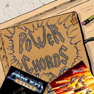Power Chords Podcast: Track 16--Armored Saint and Judas Priest