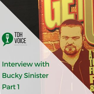 Interview with Bucky Sinister Part One