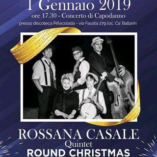 Round Christmas Rossana Casale Jazz Quintet