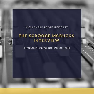 The Scrooge McBucks Interview.