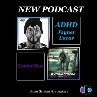 Joyner Lucas: ADHD & Netflix's Extraction