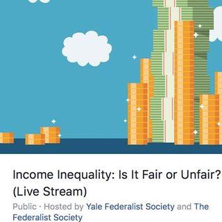 Yaron Lectures: Yale Debate - Is it Fair or Unfair?