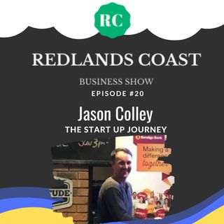 The Start Up Journey with Jason Colley