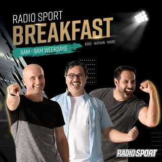 The Radio Sport Breakfast Podcast - 22nd July 2019