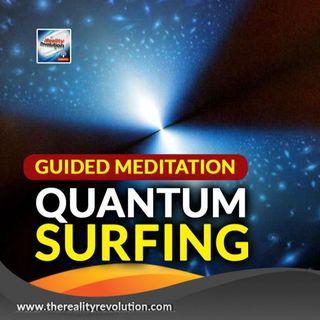 Guided Meditation Quantum Surfing