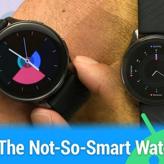 All About Android 520: The Not-So-Smart Watch