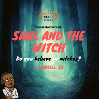 Saul and the witch -DJ SAMROCK
