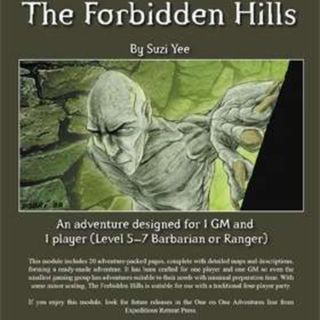 One on One Gaming - The Forbidden Hills: Part Three