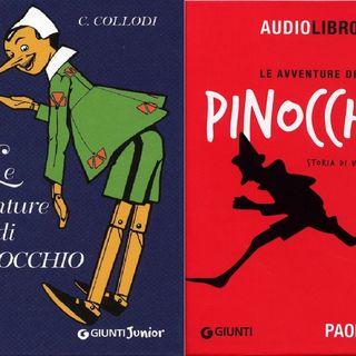 Un Audiolibro per Noi - Le Avventure di Pinocchio - Storia di un Burattino (di Carlo Collodi) - Letto da Paolo Poli - Prima Parte