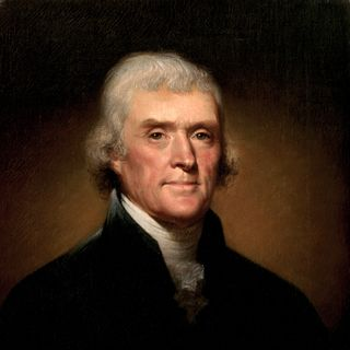 #3 Would Thomas Jefferson Think We Are Free?