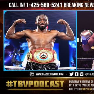 ☎️Breaking News: Terence Crawford vs Shawn Porter😱'Go Get That Fight, That's The Fight For Me.'