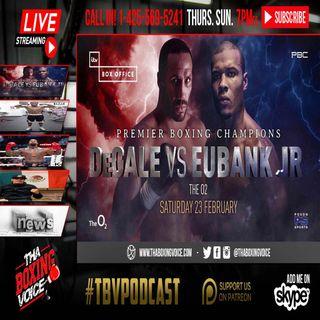 "🔴Degale vs Eubank Jr PBC 🇬🇧Devin Haney🔥James Wilson☎️Y ""Zurdo"" Ramirez☎️Live"