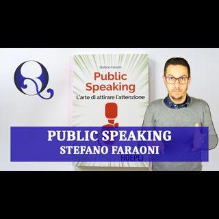 PUBLIC SPEAKING di STEFANO FARAONI (libro)