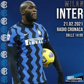 Post Partita - Milan - Inter 0-3 - 210221