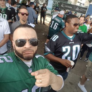 Eagles Vs Everybody Episode 52