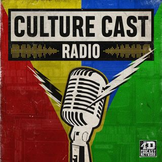 Culture Cast Radio: The One Where Stubbs Forgot Everything