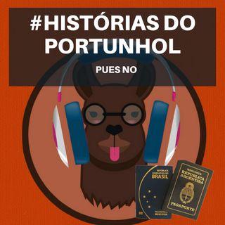 Histórias do portunhol: Pues no