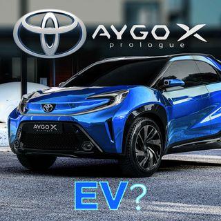 31. Toyota Aygo X EV | Did Toyota Finally Reveal It's Fully Electric Car?