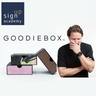 Rådet fra Goodiebox' co-founder Nikolaj Leonhard-Hjort er: Gør noget andet, end du plejer!