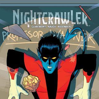 Source Material #118: Nightcrawler Comics 1-6 (2014)