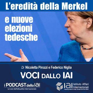 L'eredità della Merkel e nuove elezioni tedesche