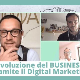 Evoluzione del Business tramite il Digital Marketing